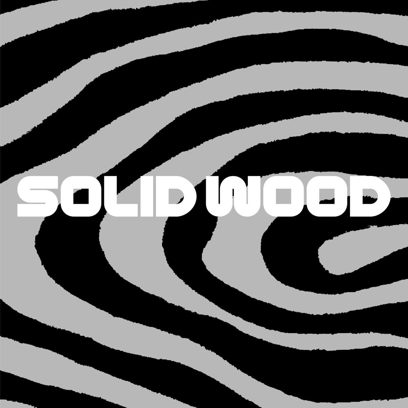 solid wood Bildmarke