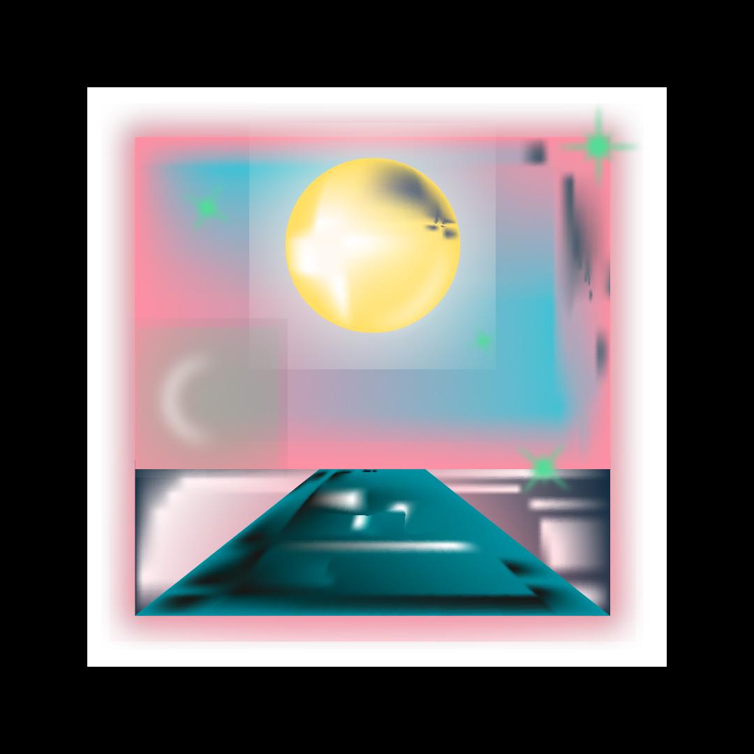 airbrush illustration digitalis cover hamburg