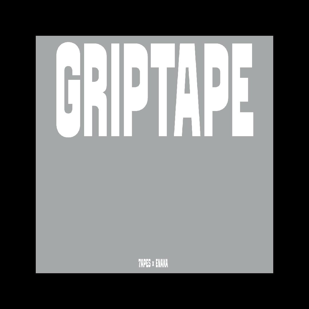 silberner druck eines hiphop covers